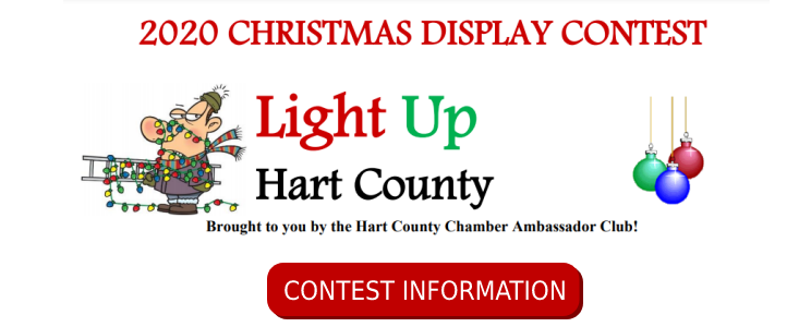 2020 Christmas Display Contest Light Up Hart County (PDF)